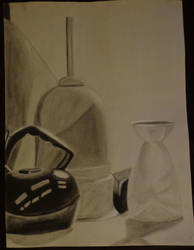 In Class Still Life by goldenspider