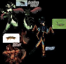 OTA Bug Bois (1/3 OPEN) by XombieJunky