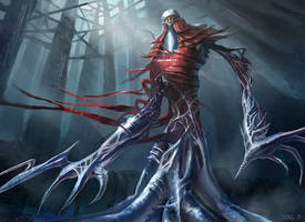 New Phyrexia by jungpark