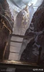 God of war Ascension by jungpark