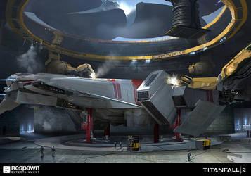 Titanfall2 Redeye by jungpark