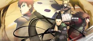 Team Shikamaru by Wei723