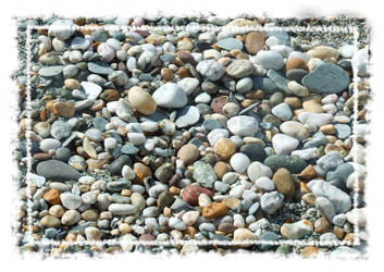 Pebbles. by Engulfed-In-Darkness