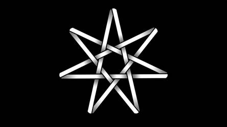 Septagram Logo by Blacklemon67