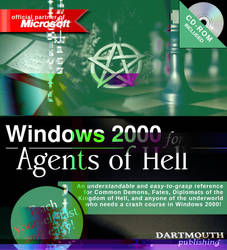 Windows 2000 for Agents of Hell by Blacklemon67