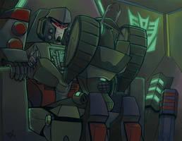 Megashock by Humblebot