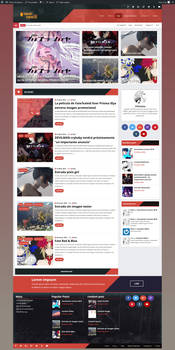 Theme Wordpress Personalizado Propio by Finer-Gaby