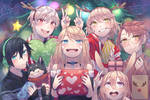 Merry Christmas 2018!! by LightLash247