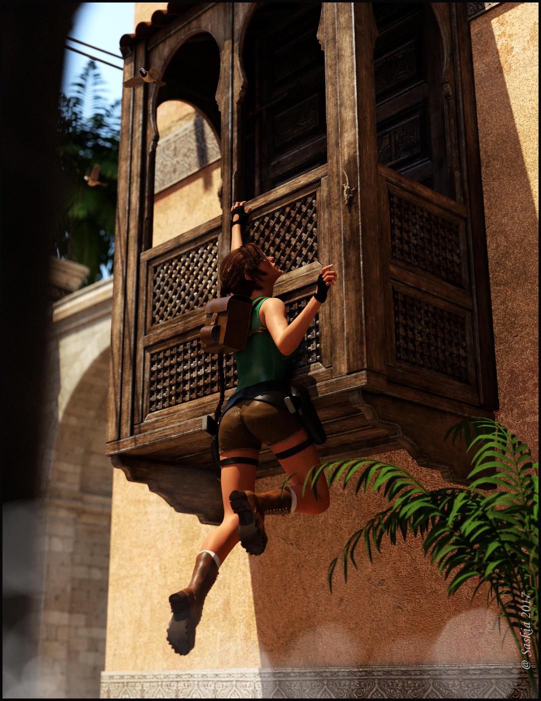 Lara 77 by RenderSas