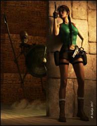 Lara 81 by RenderSas