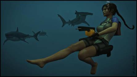 Lara 64 by RenderSas