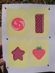 Strawberry Chocolate - side two by FallingFrozen