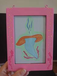 Nise's Mushroom - final framed by FallingFrozen