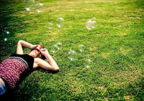 Bubbles. by JEN92