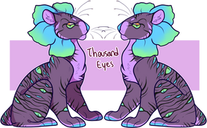 Thousand Eyes Auction Closed by guIIs
