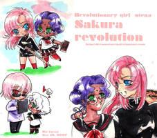 RGU Sakura revolution by Dreamsraven
