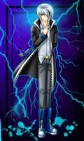 .::PC::. Lightning by WatermelonOwl