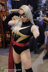 Ms. Marvel by rebecca-w