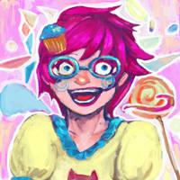 Trickster Jane! by Sket-Chee
