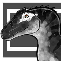 Allosaurus Icon Practice by Insec-Sess
