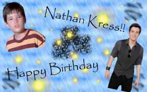 Happy Birthday Nathan by nicolelylewis