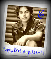 Happy Birthday Jake by nicolelylewis