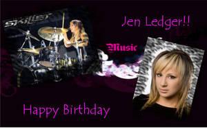 Happy Birthday Jen by nicolelylewis