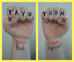 Stay Strong by nicolelylewis