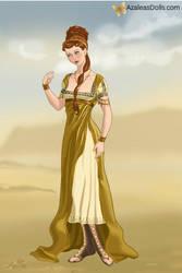Roman Lady - Ariana by sakurapotter