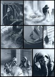 Aftermath Page 3 by DerMonkey