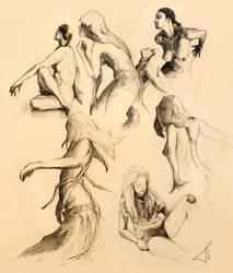 feb nudes by DerMonkey
