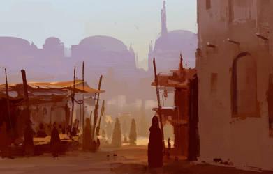 Bazar by DerMonkey