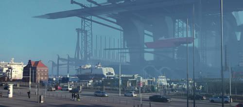 shipyards by DerMonkey