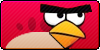 Angry Birds Red Button by vyndo