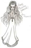 Zeldalina for Zeldalina by Melissa08