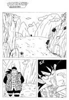 Ankoku Dragon Ball 0 1 by goten-kun