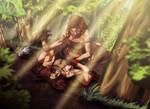 Lara vs Quite by andrew-henry
