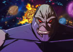 Darkseid by andrew-henry