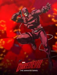 Daredevil season 3 anime by andrew-henry
