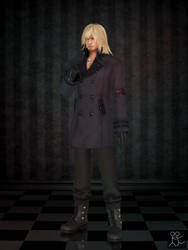 Lightning Returns: Final Fantasy XIII - Snow by Sticklove