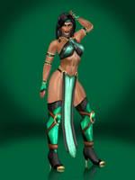 Jade by Sticklove