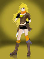 Yang Xiao Long by Sticklove