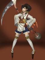 Hatsuho by Sticklove