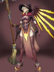 Mercy (Witch) by Sticklove