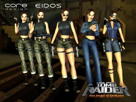 Lara Croft (Angel of Darkness) by Sticklove