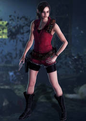 Claire Redfield (Classic) by Sticklove