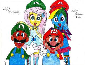 The Dream Team by PhantomMasterRamos89