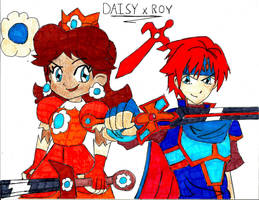 Daisy and Roy ( Completed ) by PhantomMasterRamos89