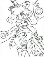Samurai Daisy by PhantomMasterRamos89