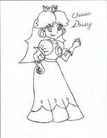 Classic Daisy by PhantomMasterRamos89